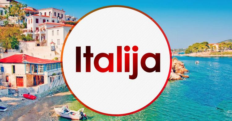 Last minute Italija